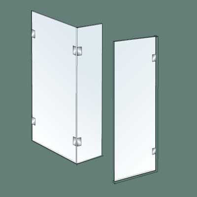 Fixed Panel / Walk-in Enclosures