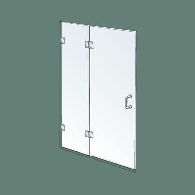 Pivot Door Enclosures