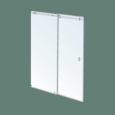Sliding Door Enclosures