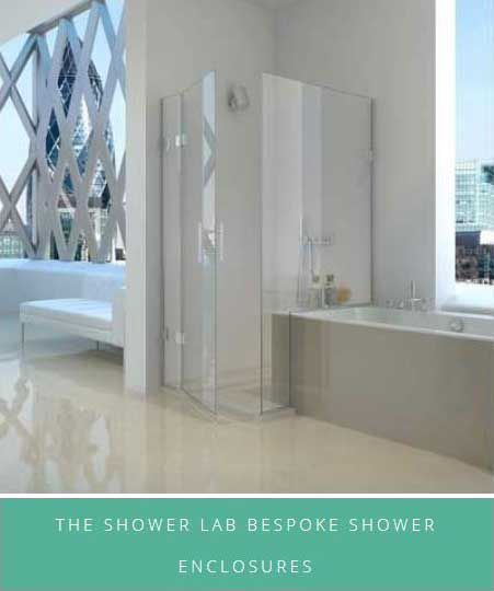 theshowerlab bespoke shower enclosures
